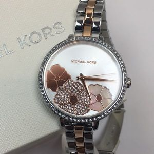 Michael Kors Floral Charley Watch